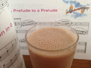 prelude drink