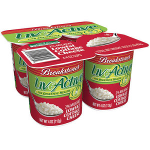 breakstones singles cottage cheese
