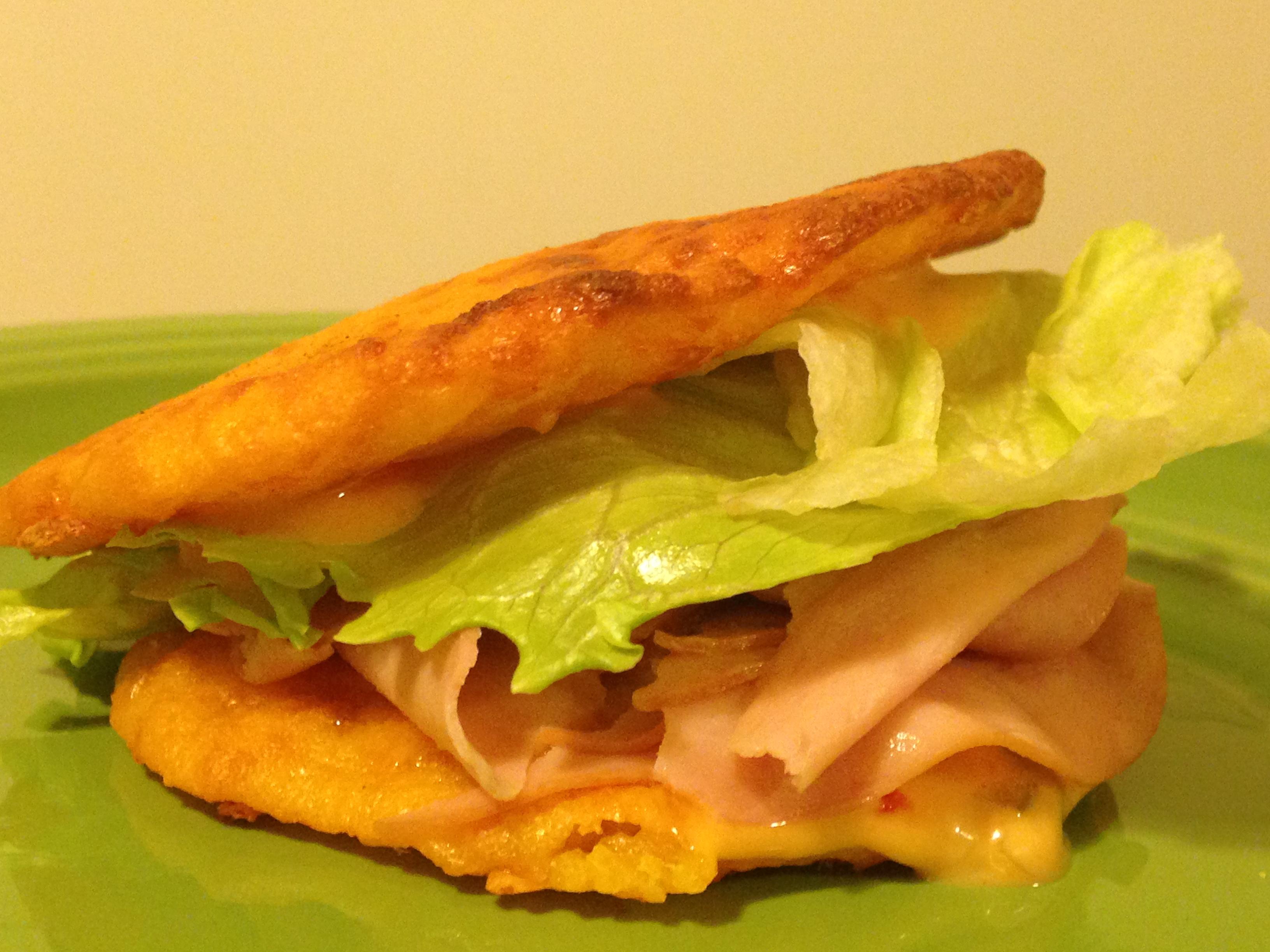 The Sandwich Flourless Gluten Free Protein Powder